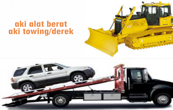 AKI DEREK – TOWING – TRAKTOR